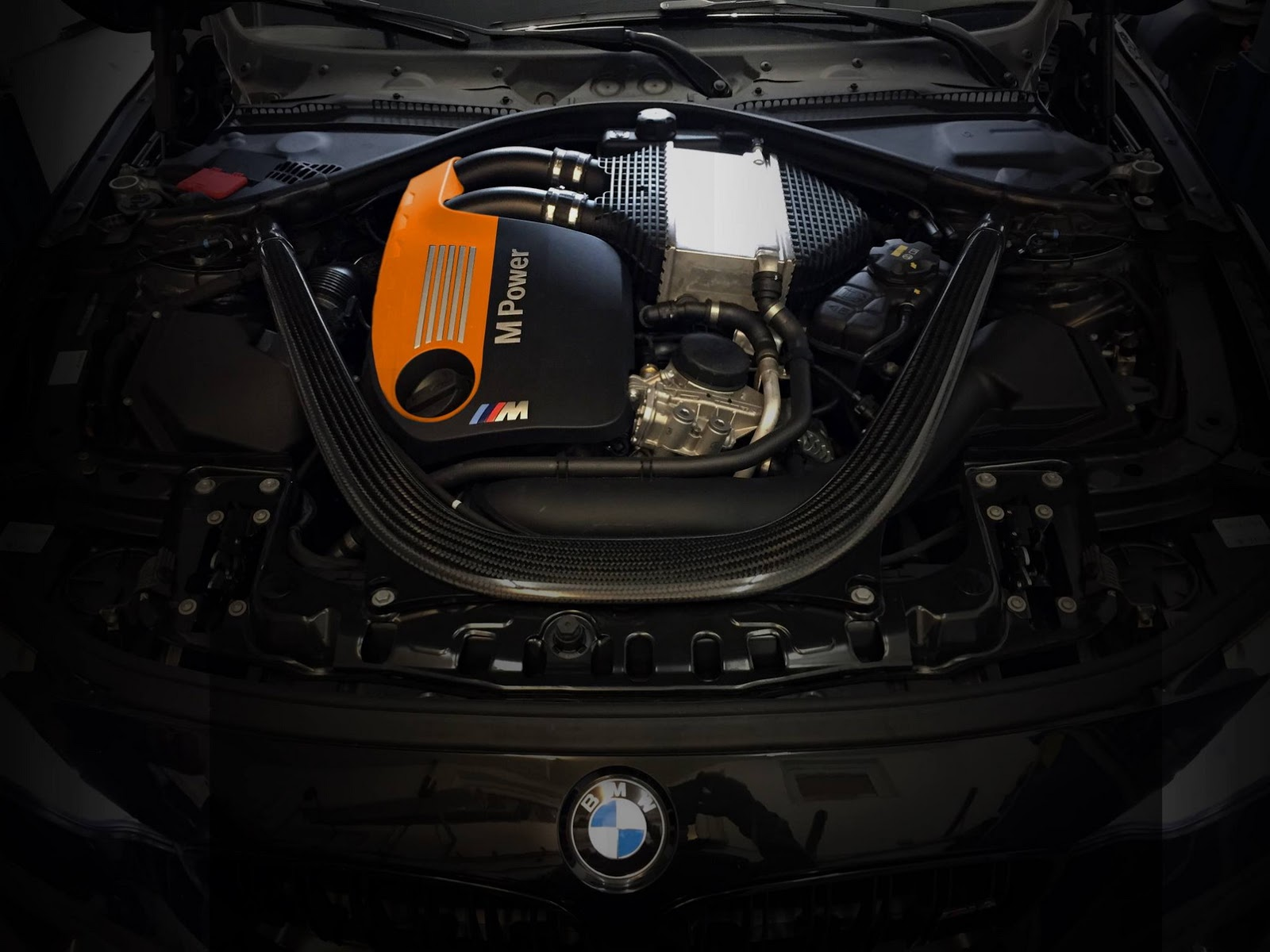 Зверь от G-Power BMW M4 F82-325 км/ч